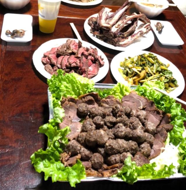 ジビエ料理の写真